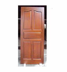 Exterior Wooden Flush Door For Home
