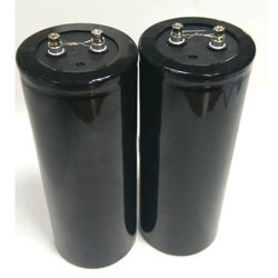 Energy Storage Capacitors