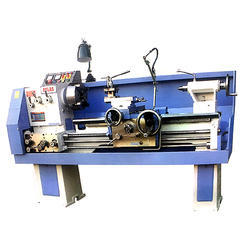 Horizontal Geared Lathe Machines
