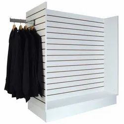 Slat Wall Display
