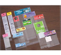 Transparent Bopp Printed Ziplock Bag, Capacity: Up To 50 Kgs, Thickness: 4 - 100 Microns