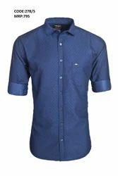 Plain Casual Shirt