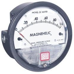 Magnehelic Differential Pressure Indicating Transmitter