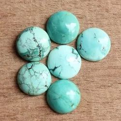 AAA Quality Sparking Natural Certified Turquoise For Unisex For Ring Or Pendant