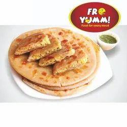 Jain Paneer Paratha - Frozen