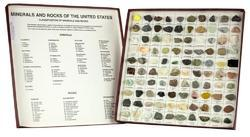 Specimens of Rocks and Minerals