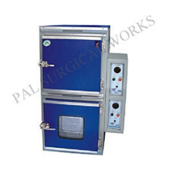 Hot Air Oven & Incubator Combined Twin Model