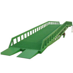 Portable Mobile Dock Ramp
