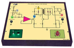 FM Modulation Using Varactor Diode
