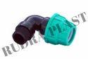 38.1 MM Elbow Threaded Adapter