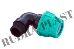 Male Elbow Threaded Adapter