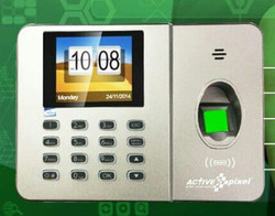 Biometric Fingerprint Reader for Time Attendance