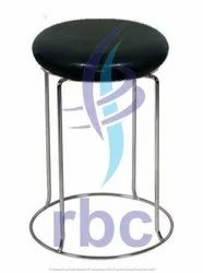 rbc- Steel Stainless Stool