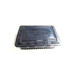 Rectangle Plastic Disposable Trays
