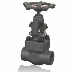 Forged Steel Globe Valve, Model Name/Number: Syschem, Size: Up To 2 Inch