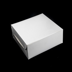 20SP 5 Kg Cake Box, Special White Eco Without Window