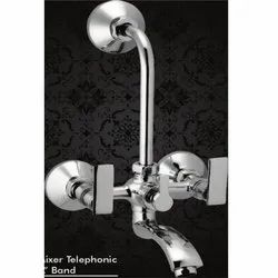 Blue Series Wall Mixer Telephonic with L Band Tap