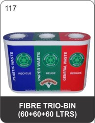 Fiber Trio Bin