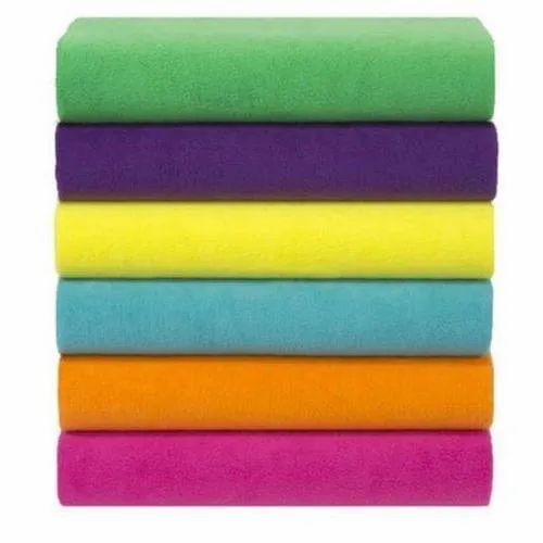 Plain Fleece Fabric