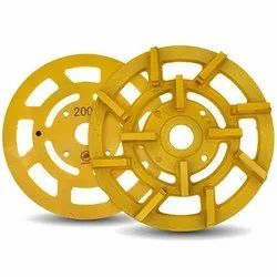 200 Mm Metal Polishing Wheel (Granite)