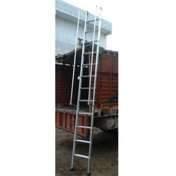 Wall Support Railing Ladder