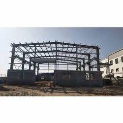 Rust Proof Mild Steel Roofing Structure