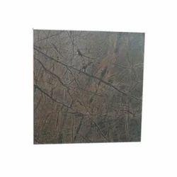 Polished Finish Rainforest Marble Tile