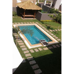Outdoor Swimming Pool Turnkey Project
