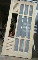 VTS Same Wooden Jali Door, For Home