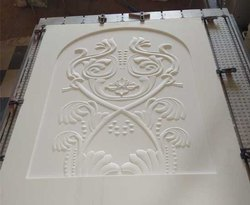 3D Residential Marble Waterjet Stone Cutting Service