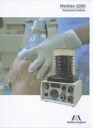 Meditec England 2200 Anesthesia Ventilator
