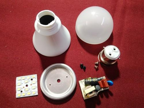Led Bulb And Spare Parts Led Bulb Kit Manufacturer From