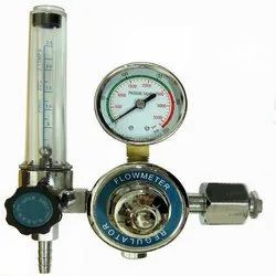Co2 Regulator With Flow Meter
