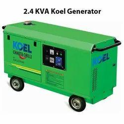Kirloskar Portable Diesel Generator
