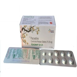 Paroxetine Controlled Release Tablet