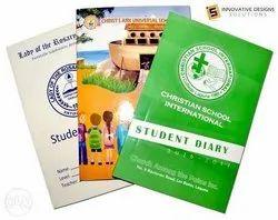 1 Week Paper School Dairy Printing, in Pan India