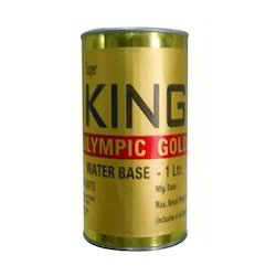 King Water Based Gold Paint