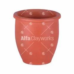 Clay Cup - Bell Shape