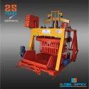 Concrete Block Making Machine - Global Jumbo 860-G