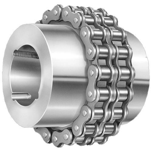 ss double roller chain coupling