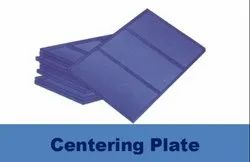 M.s Red Oxide Centering Plates, Weight: 14.5 Kg