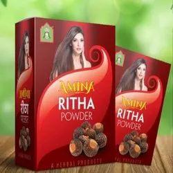 Amina Ritha Powder, for Hair