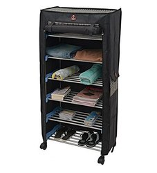Parasnath Trendy Cloth Shoe Rack With 6 Shelves