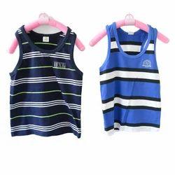 Cotton Trendy Sleeveless T Shirt