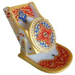 Handicraft Marble Mobile Stand
