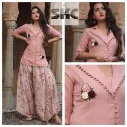 Silk Ladies Clothes