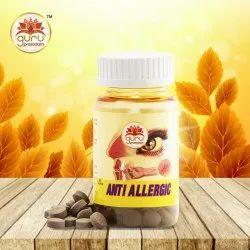 Anti Allergic Medicine in Ayurveda