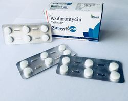 Azithromycin 250mg Tablets IP
