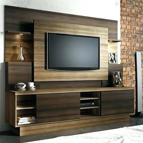 Modern Wood Indoor Tv Wall Unit Led Tv For Home Rs 850 Square Feet M S Abhikalp Id 21183300997