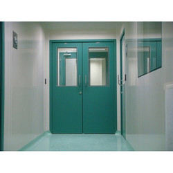 Aluminium Honeycomb Doors
